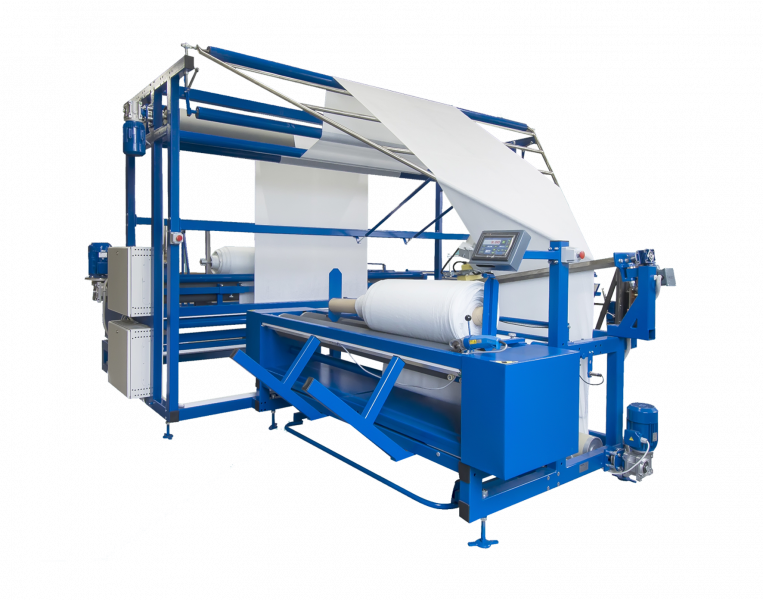 Fabric Folding machine  Model: C02.2 (TT)