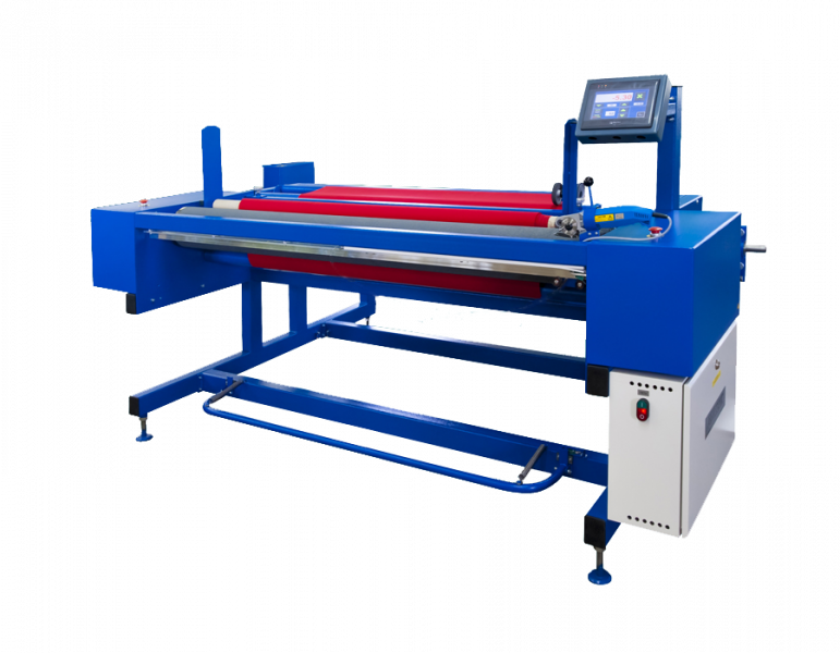Fabric Rolling machine  Model: B01.23