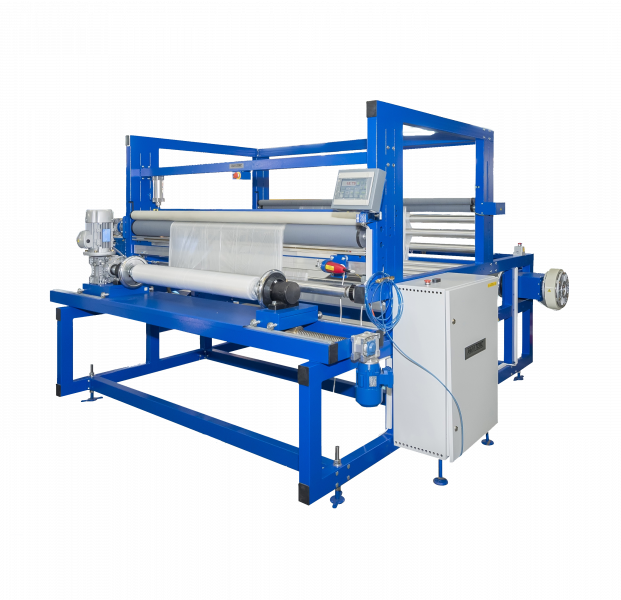 Fabric Rolling machine  Model: B02.23